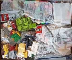 Unboxing the LEGO® SERIOUS PLAY® Identity and Landscape Kit