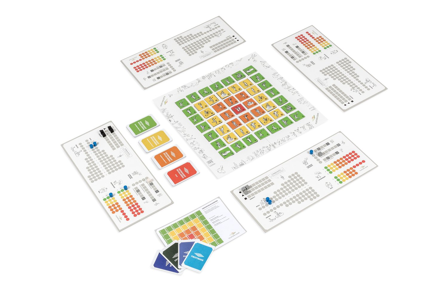 Rent Playing Lean 2 Board Game for 49 € incl  Shipping - LeanSP